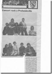 Resize of Coupure de press 1981 Concert